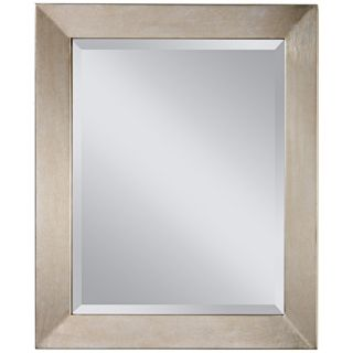 "Murray Feiss Galaxy 33 3/4"" High Rectangular Wall Mirror   #X5721"