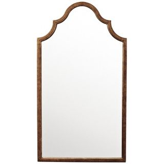 "Kichler Etiquette 36"" High Bronze Wall Mirror   #X4367"