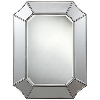 Cooper Classics Nelson 32 High Rectangular Wall Mirror   #X7032