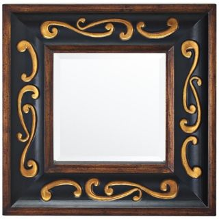 "Kichler Traditional Scroll 30"" Square Wall Mirror   #X5822"