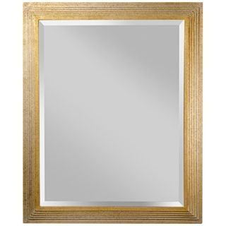 "Murray Feiss Darwin 32 3/4"" High Rectangular Wall Mirror   #X5726"
