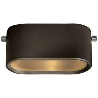 Hinkley Under Bench Bronze Low Voltage Deck Light   #48928