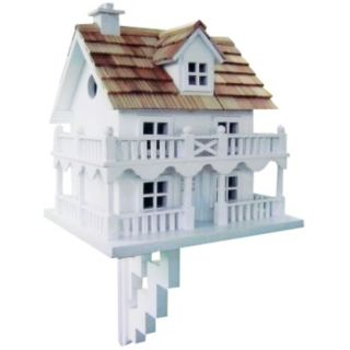 Hand Painted Bird Houses And Feeders