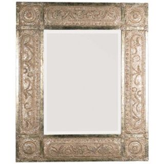 "Uttermost Harvest Serenity 60"" High Champagne Wall Mirror   #73125"