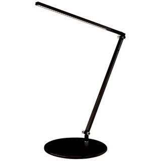 Koncept Gen 3 Z Bar Solo Mini Warm Light LED Black Desk Lamp   #V6927