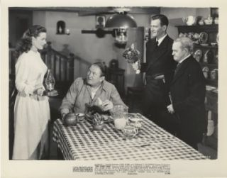 The Quiet Man Orig Still Barry Sullivan John Wayne Maureen OHara