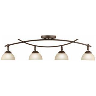Bronze, Contemporary Track Lighting