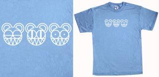 Radiohead Vintage T Shirt modest Rock Mouse Concert Tee