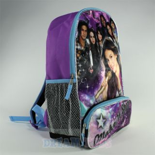 Victorious Victoria Justice Make It Shine Large 16 Backpack Bag Tori