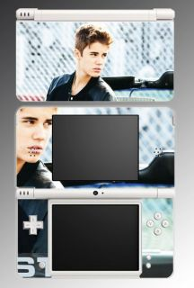 Justin Bieber Selena Boyfriend Game Vinyl Decal Skin Cover 31 Nintendo