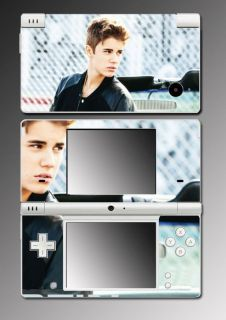 Justin Bieber Christmas Mistletoe Game Vinyl Skin Cover #31 for