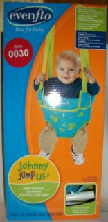 Johnny Jump Up New In Box Baby Exerciser Fun Jumper Bouncer Fast Free