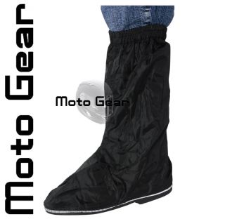 Motorcycle Waterproofs Boot Cover Rain Shoe Protector