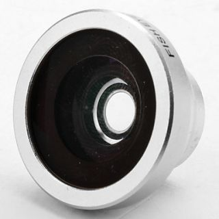 USD $ 22.99   180 Degree Fish Eye/Super Wide Angle Macro Lens for