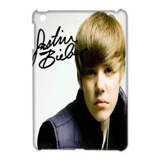 Justin Bieber Signature Case for Mini iPad 7 9 Personalized Photo