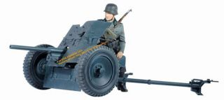 Dragon WWII 1 6 Scale German Brandt Kammerer 3 7cm Pak