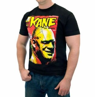 Kane Devils Favorite Demon T Shirt WWE New