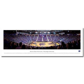 Kansas State Wildcats Bramlage Coliseum Panoramic Print