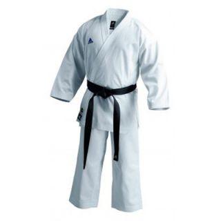 Adidas Mens Martial Arts K220SK White Karate Uniform