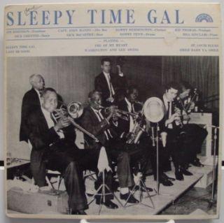 Various Jazz Sleepy Time Gal LP VG CLP 2 Vinyl Record