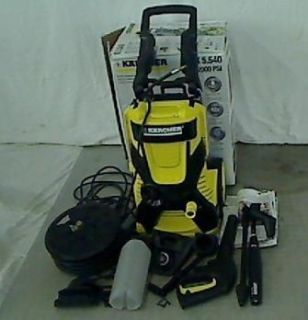 Karcher K 5.540 X Series 2000 PSI 1.4 GPM Electric Pressure Washer