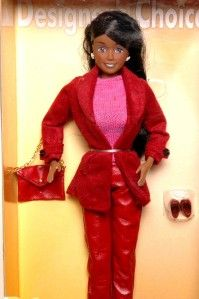New Kari Michell Designers Choice Doll African American Black SEALED