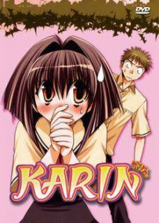 Karin Complete Series 1 24 Episodes DVD Anime in English New