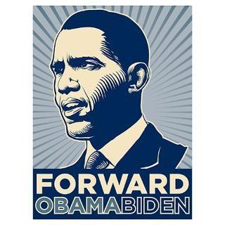 Wall Art  Posters  Obama Biden Poster