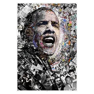 Wall Art  Posters  Obama call to action Poster