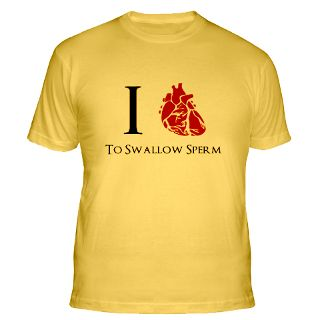 Love To Swallow Sperm Gifts & Merchandise  I Love To Swallow Sperm