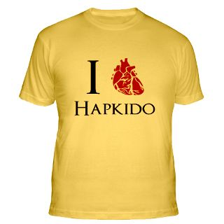 Love Hapkido Gifts & Merchandise  I Love Hapkido Gift Ideas