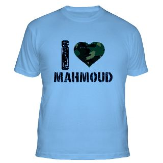 Love Mahmoud Gifts & Merchandise  I Love Mahmoud Gift Ideas