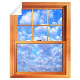 Wall Art  Wall Decals  Small Fake Window Wall Decal