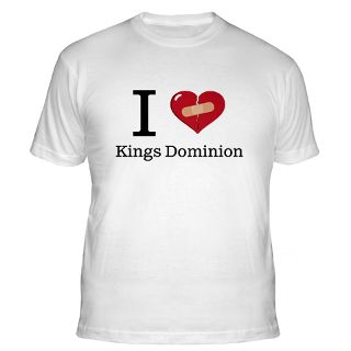 Love Kings Dominion Gifts & Merchandise  I Love Kings Dominion Gift