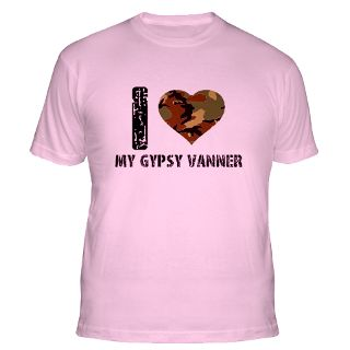 Love My Gypsy Vanner T Shirts  I Love My Gypsy Vanner Shirts & Tee
