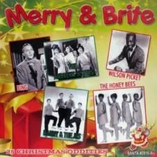 Merry Brite 25 Christmas Oddities 25 Great Tracks Doo Wop Soul Novelty