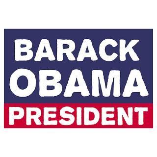 Wall Art  Posters  Barack Obama President Poster