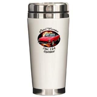 Fiat Spider Mugs  Buy Fiat Spider Coffee Mugs Online