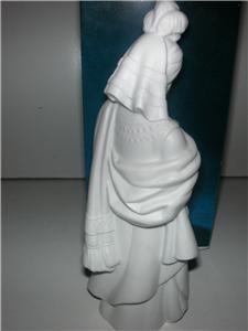 Avon Nativity Collectible The Magi Kaspar 1982 Porcelain New