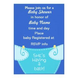 Jungle Animals Neutral Baby Shower Invitations