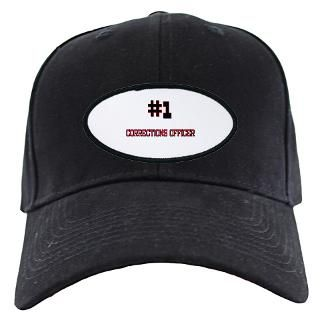 Number 1 CORRECTIONS OFFICER Baseball Ha