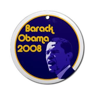 Barack Obama Christmas Ornament  Ornaments for Christmas and Yule
