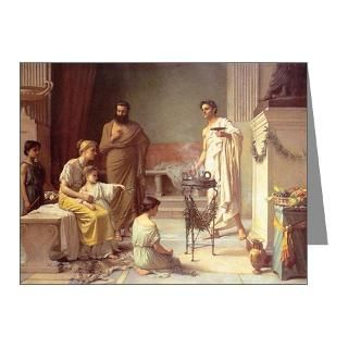 Ancient Rome Note Cards  A Sick Child Note Cards (Pk of 10