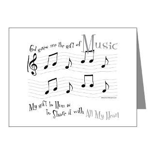 God Gifts  God Note Cards  Gift Note Cards (Pk of 10)