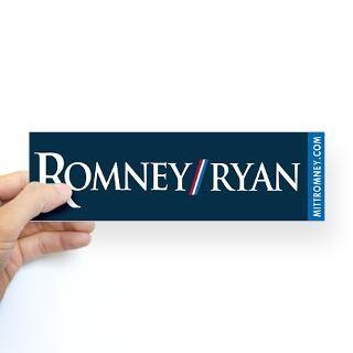 Romney   Ryan 12 Sticker (Bumper)