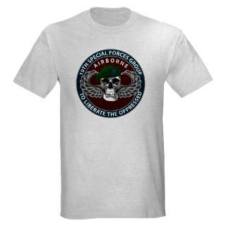 19th Special Forces Group T Shirt by bestmilitaryshirts