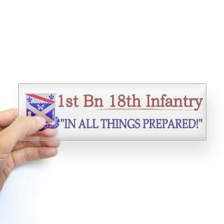 1St Infantry Division Stickers  Car Bumper Stickers, Decals