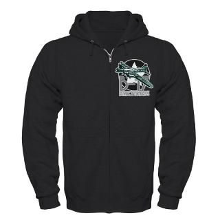 Air Force Sweatshirts & Hoodies  B 17 Flying Fortress Zip Hoodie