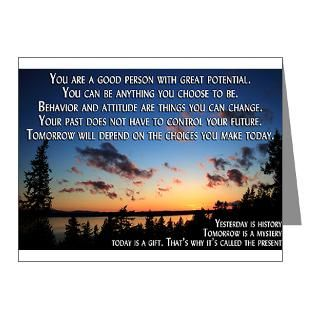 Gifts  Behavior Note Cards  Good Person Note Cards (Pk of 20