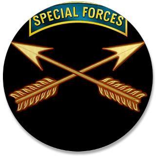 Army Gifts  Army Buttons  Special Forces 3.5 Button